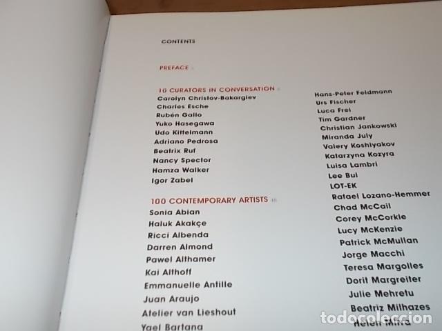 Libros de segunda mano: CREAM 3. 10 CURADORES / 100 ARTISTAS CONTEMPORÁNEOS / 10 ARTISTAS DE ORIGEN. PHAIDON. 2003.UNA JOYA - Foto 5 - 141673010