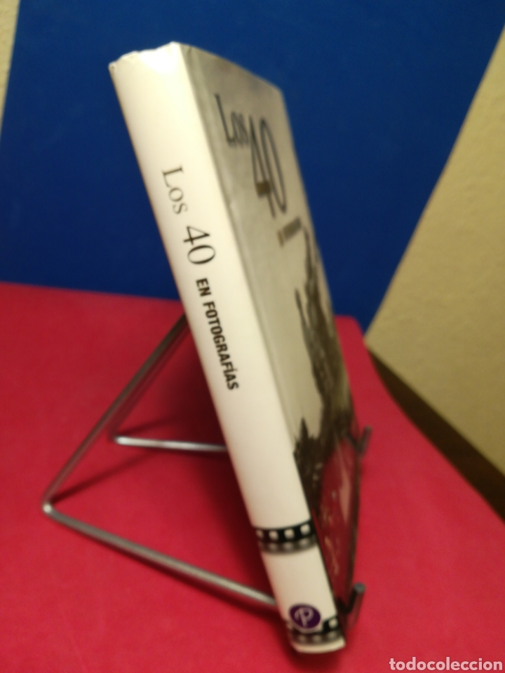 Libros de segunda mano: Los cuarenta 40 en fotografías - James Lescott - Parragón, 2008 - Foto 2 - 141747618