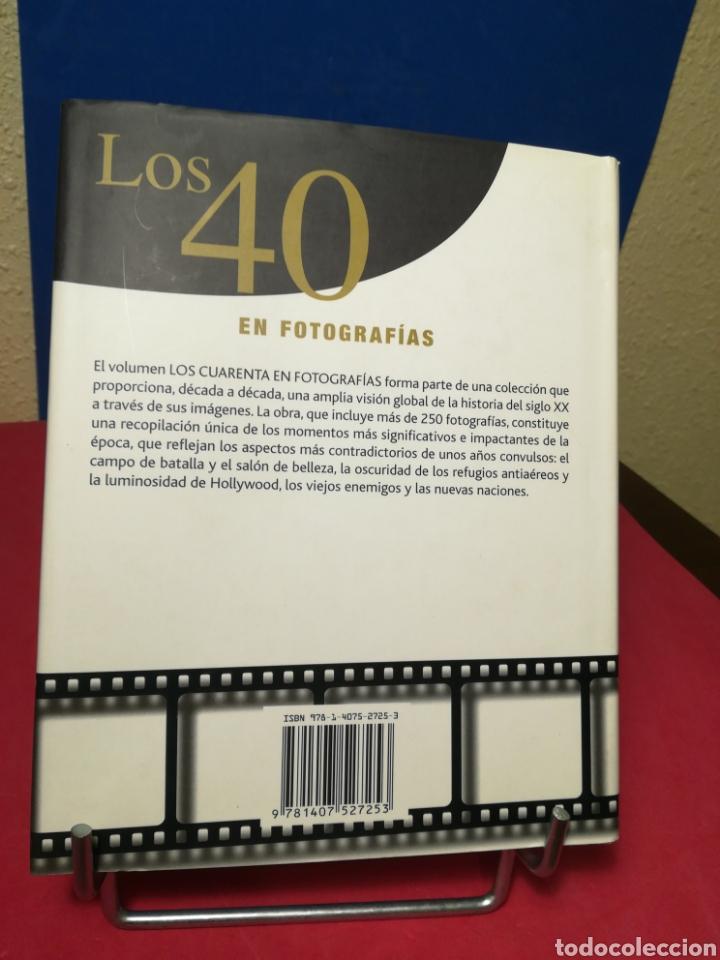 Libros de segunda mano: Los cuarenta 40 en fotografías - James Lescott - Parragón, 2008 - Foto 3 - 141747618