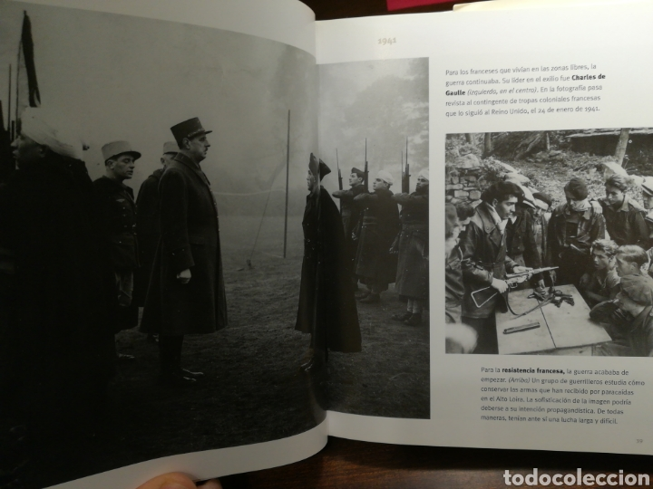 Libros de segunda mano: Los cuarenta 40 en fotografías - James Lescott - Parragón, 2008 - Foto 7 - 141747618