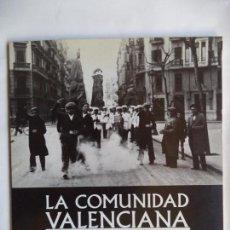 Libros de segunda mano: LA COMUNIDAD VALENCIANA EN BLANCO Y NEGRO.JOSE ALEIXANDRE PORCAR.ESPASA CALPE. Lote 141773266