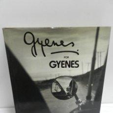 Libros de segunda mano: GYENES POR GYENES MEMORIAS DE UN FOTOGRAFO EN ESPAÑA, - PRIMERA EDICION. - MADRID: ESPASA-CALPE 1983. Lote 141841142