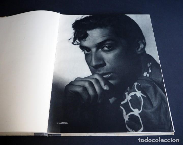Libros de segunda mano: BALLET ESPAÑOL. FOTOGRAFÍAS DE JUAN GYENES. Con dedicatoria del fotografo. 1953 - Foto 8 - 142893934