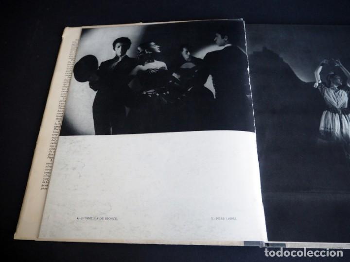 Libros de segunda mano: BALLET ESPAÑOL. FOTOGRAFÍAS DE JUAN GYENES. Con dedicatoria del fotografo. 1953 - Foto 10 - 142893934