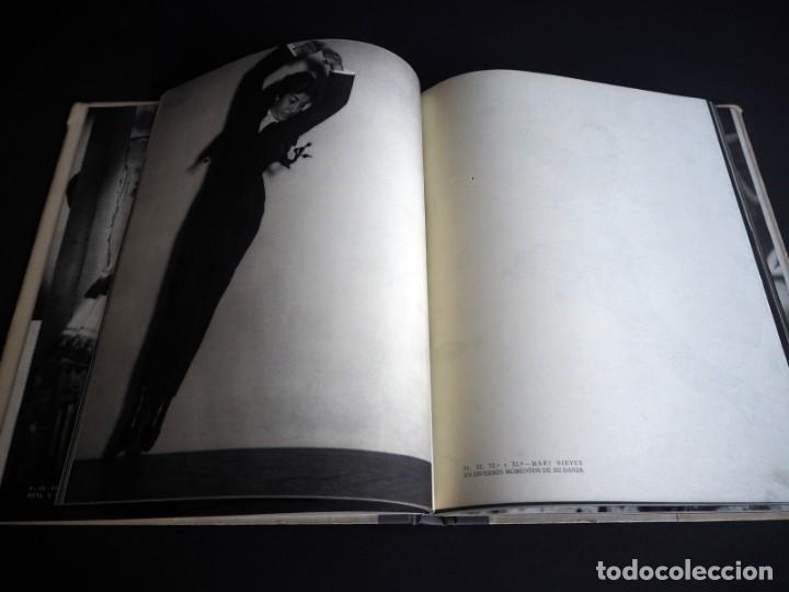 Libros de segunda mano: BALLET ESPAÑOL. FOTOGRAFÍAS DE JUAN GYENES. Con dedicatoria del fotografo. 1953 - Foto 14 - 142893934