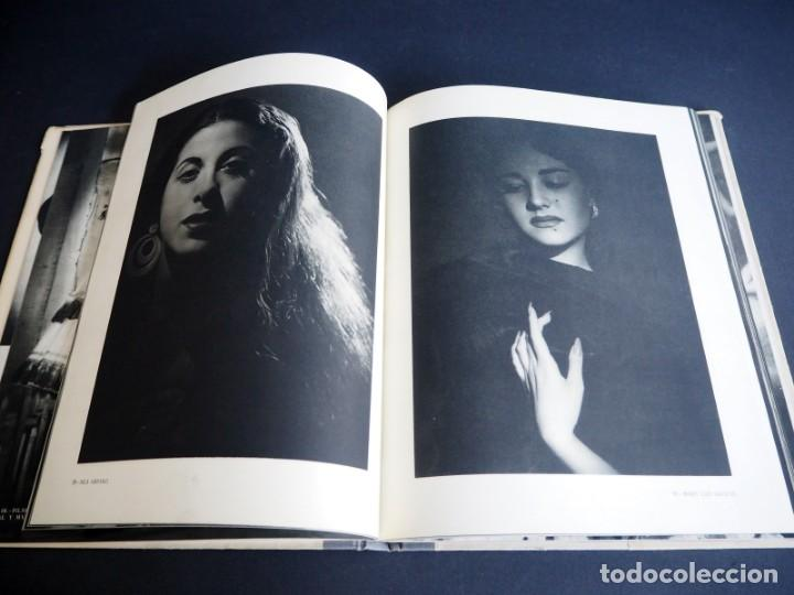 Libros de segunda mano: BALLET ESPAÑOL. FOTOGRAFÍAS DE JUAN GYENES. Con dedicatoria del fotografo. 1953 - Foto 15 - 142893934