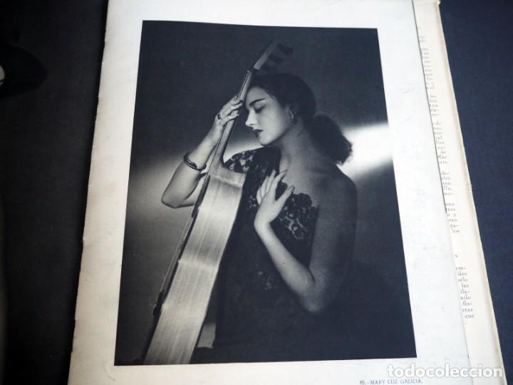 Libros de segunda mano: BALLET ESPAÑOL. FOTOGRAFÍAS DE JUAN GYENES. Con dedicatoria del fotografo. 1953 - Foto 21 - 142893934