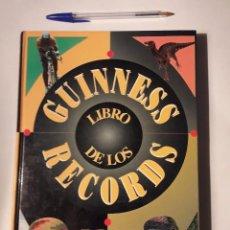 Libros de segunda mano: LIBRO DE LOS RECORDS GUINNES 1994. Lote 142930250