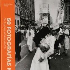 Libros de segunda mano: 50 FOTOGRAFIAS MÍTICAS. HANS-MICHAEL KOETZLE.. Lote 143223314