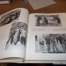 Libros de segunda mano: ARGAZKIAK ( GIPUZKOA-DONOSTIA). FOTOGRAFÍAS (1951-1960).TOMO IV. CAJA DE AHORROS MUNICIPAL. 1989.. Lote 143397718