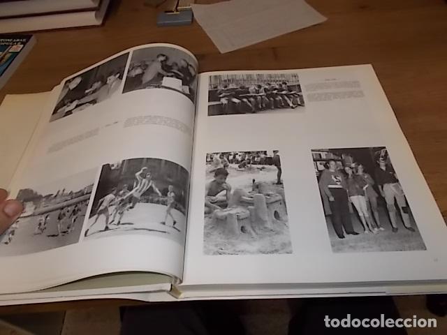 Libros de segunda mano: ARGAZKIAK ( GIPUZKOA-DONOSTIA). FOTOGRAFÍAS (1951-1960).TOMO IV. CAJA DE AHORROS MUNICIPAL. 1989. - Foto 6 - 143397718