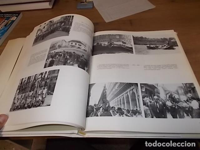 Libros de segunda mano: ARGAZKIAK ( GIPUZKOA-DONOSTIA). FOTOGRAFÍAS (1951-1960).TOMO IV. CAJA DE AHORROS MUNICIPAL. 1989. - Foto 11 - 143397718