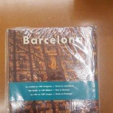 Libros de segunda mano: BARCELONA,LA CIUDAD EN 100 IMÁGENES. NUEVO AÑO 1992. Lote 143444534