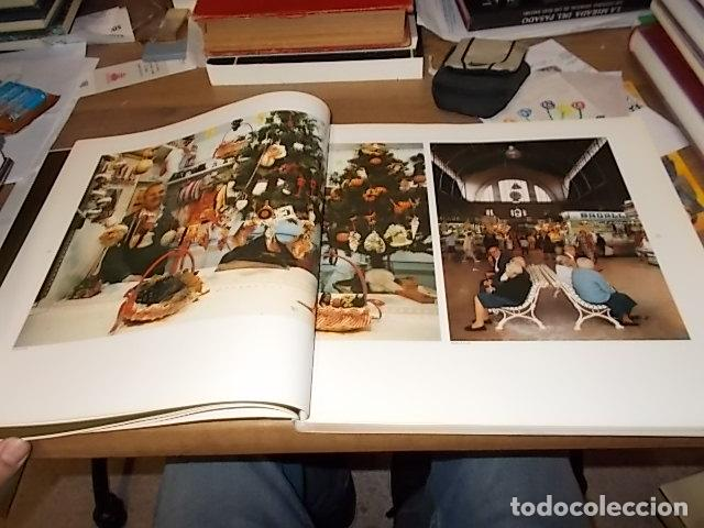 Libros de segunda mano: ELS MERCATS DE BARCELONA. TEXT DANIELLE PROVANSAL. FOTOGRAFIA MELBA LEVICK. 1ª EDICIÓ 1992. - Foto 7 - 145770662