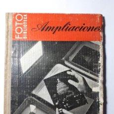 Libros de segunda mano: FOTO BIBLIOTECA. AMPLIACIONES - EDICIONES OMEGA. Lote 145855502