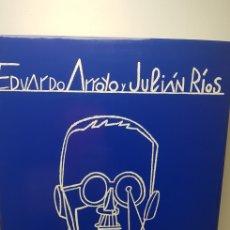 Libros de segunda mano: EDUARDO ARROYO Y JULIAN RIOS, ULISES ILUSTRADO. Lote 146420112