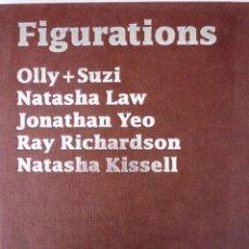 Libros de segunda mano: FIGURATIONS - OLLY + SUZI - NATASHA LAW - JONATHAN YEO - RAY RICHARDSON - NATASHA KISSELL. Lote 146480566