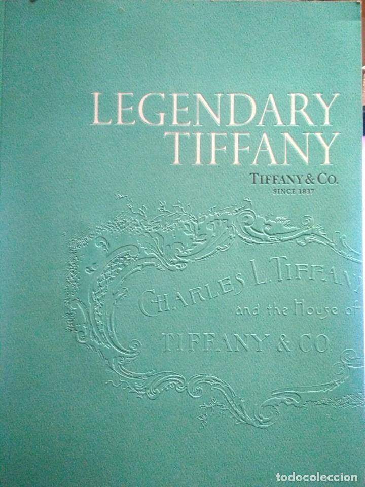 LEGENDARY TIFFANY (Libros de Segunda Mano - Bellas artes, ocio y coleccionismo - Diseño y Fotografía)