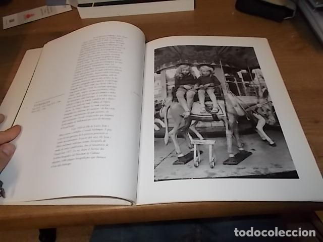 CENT CINQUANTA ANYS DE FOTOGRAFIA FRANCESA. SA NOSTRA.1ª EDICIÓN 1995.FÉLIX NADAR, KERSTÉSZ, RONIS.. (Libros de Segunda Mano - Bellas artes, ocio y coleccionismo - Diseño y Fotografía)