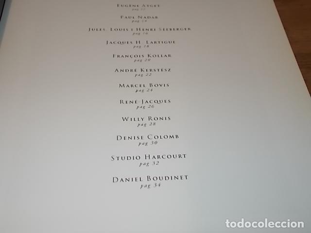 Libros de segunda mano: CENT CINQUANTA ANYS DE FOTOGRAFIA FRANCESA. SA NOSTRA.1ª EDICIÓN 1995.FÉLIX NADAR, KERSTÉSZ, RONIS. - Foto 6 - 146958486