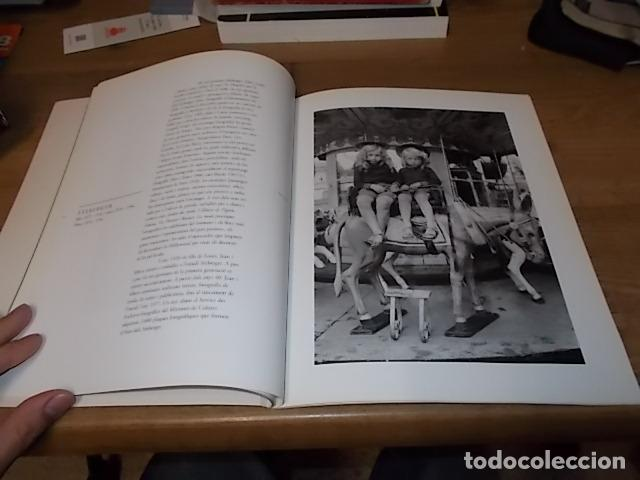 Libros de segunda mano: CENT CINQUANTA ANYS DE FOTOGRAFIA FRANCESA. SA NOSTRA.1ª EDICIÓN 1995.FÉLIX NADAR, KERSTÉSZ, RONIS. - Foto 8 - 146958486