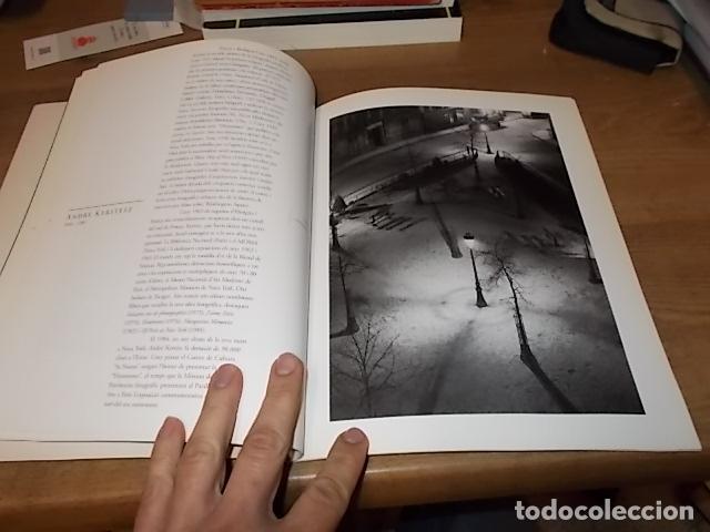 Libros de segunda mano: CENT CINQUANTA ANYS DE FOTOGRAFIA FRANCESA. SA NOSTRA.1ª EDICIÓN 1995.FÉLIX NADAR, KERSTÉSZ, RONIS. - Foto 10 - 146958486
