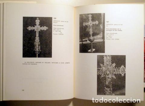 Libros de segunda mano: ESTEBAN LORENTE, Juan Francisco - LA PLATERÍA DE ZARAGOZA EN LOS SIGLOS XVII y XVIII (3 vol. - Compl - Foto 2 - 147287752