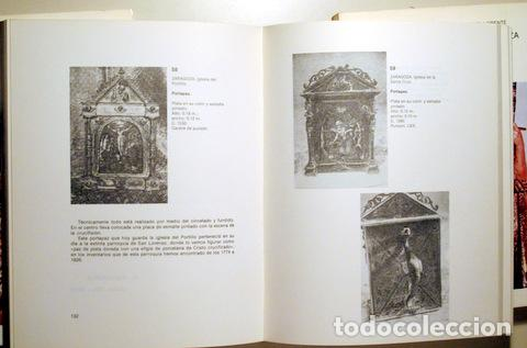 Libros de segunda mano: ESTEBAN LORENTE, Juan Francisco - LA PLATERÍA DE ZARAGOZA EN LOS SIGLOS XVII y XVIII (3 vol. - Compl - Foto 3 - 147287752