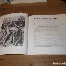 Libros de segunda mano: EL MON D'ERTÉ / ROMAIN DE TIRTOFF. PALAU SOLLERIC- AJUNTAMENT DE PALMA. 1990. VEURE FOTOS. Lote 147576894