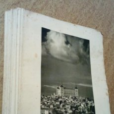 Libros de segunda mano: - RARO, SIN ENCUADERNAR - ESPAÑA, PUEBLOS Y PAISAJES (JOSÉ ORTIZ ECHAGUE) 288 FOTOGRAFÍAS / PÁGINAS. Lote 148054514