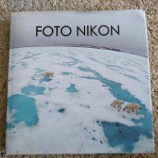 Libros de segunda mano: FOTO NIKON 09. LIBRO DE FOTOGRAFÍA. Lote 148316404