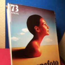 Libros de segunda mano: SPAFOTO 73 - ANUAL DE FOTOGRAFÍA Y CINE PUBLICITARIO EN ESPAÑA 1973 - COTEC, 1973. Lote 148457784