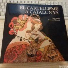 Libros de segunda mano: EL CARTELLISME A CATALUNYA - ENRIC JARDI / RAMON MANENT - EDICIONES DESTINO 1983 BARCELONA. Lote 148474202