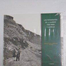 Libros de segunda mano - Las fotografías de J. Laurent (1816-1886) y La Rioja. IGNACIO GIL-DIEZ USANDIZAGA. TDKIER - 148960882