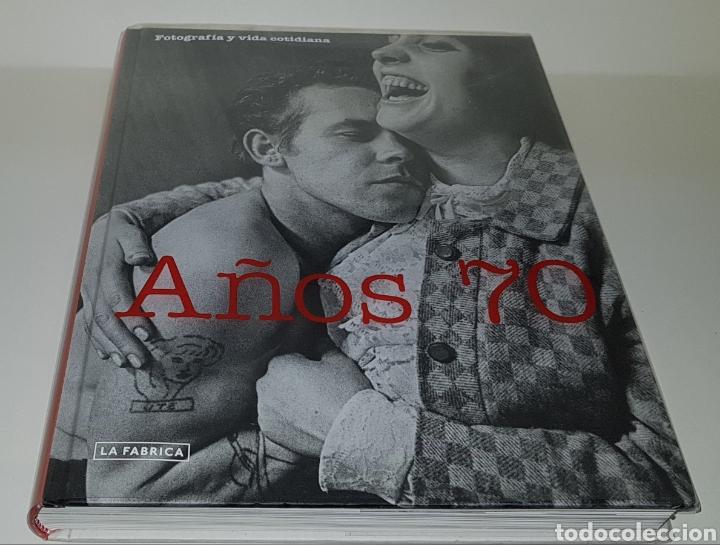 FOTOGRAFIA Y VIDA COTIDIANA. AÑOS 70. LA FABRICA - ARM05 (Libros de Segunda Mano - Bellas artes, ocio y coleccionismo - Diseño y Fotografía)