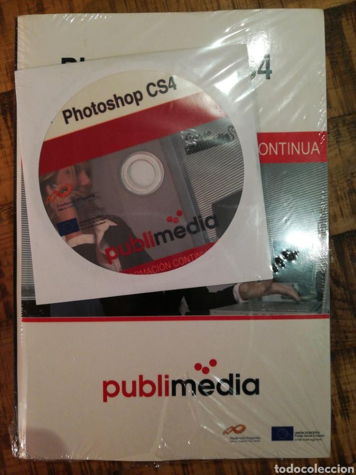 PHOTOSHOP CS4-DVD -PUBLIMEDIA (Libros de Segunda Mano - Bellas artes, ocio y coleccionismo - Diseño y Fotografía)