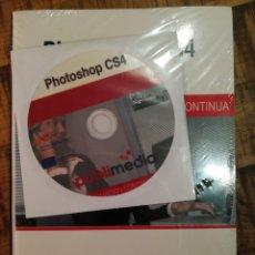 Libros de segunda mano: PHOTOSHOP CS4-DVD -PUBLIMEDIA. Lote 150159466