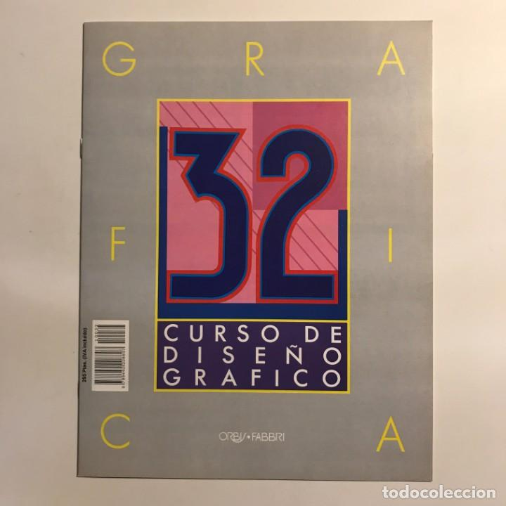 Libros de segunda mano: Curso Diseño Gráfico. Tomo 1, 2 y 3 enteros. - Foto 3 - 156820534