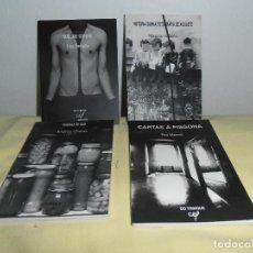 Libros de segunda mano: LOTE DE 4 LIBROS DE FOTOS EN BLANCO Y NEGRO - RUT MASSO - ANDREA COSTAS - VER MAS. Lote 150842526