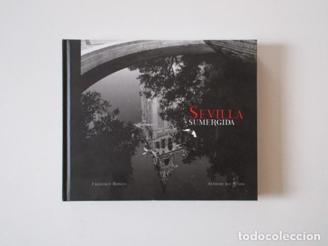 SEVILLA SUMERGIDA, ANTONIO DEL JUNCO, FRANCISCO ROBLES (Libros de Segunda Mano - Bellas artes, ocio y coleccionismo - Diseño y Fotografía)