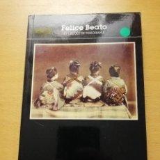 Libros de segunda mano: FELICE BEATO ET L'ÉCOLE DE YOKOHAMA (COLLECTION PHOTO POCHE). Lote 151292630
