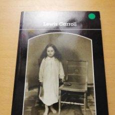 Libri di seconda mano: LEWIS CARROLL (COLLECTION PHOTO POCHE). Lote 151293294