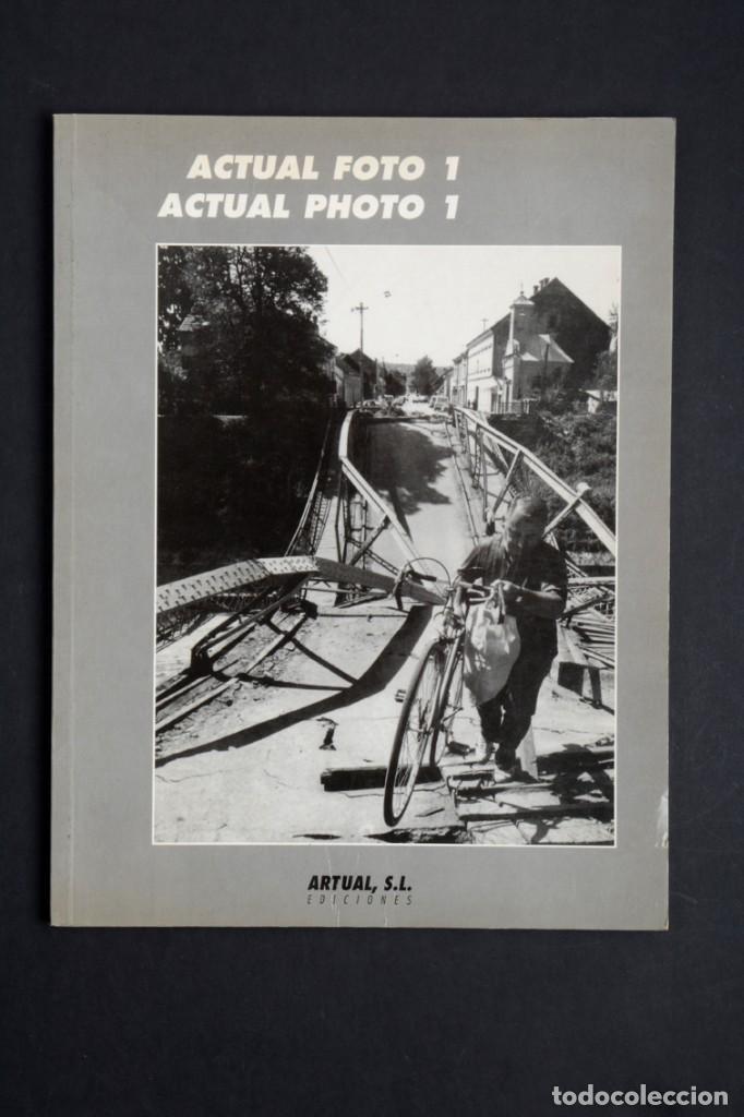 ACTUAL FOTO 1; ARTUAL, S.L. EDICIONES (Libros de Segunda Mano - Bellas artes, ocio y coleccionismo - Diseño y Fotografía)