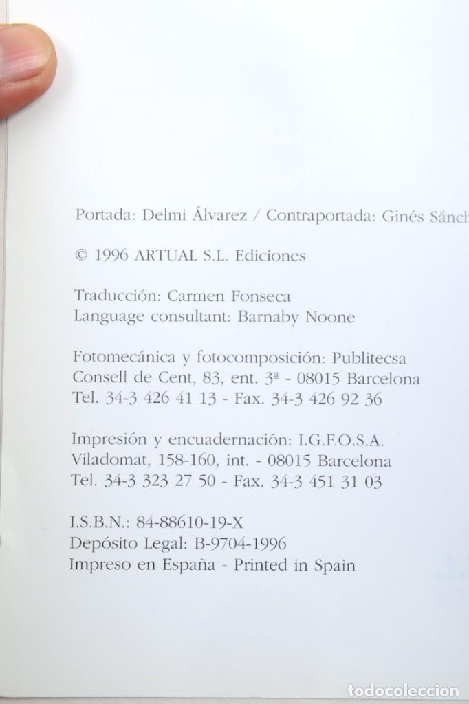 Libros de segunda mano: Actual foto 1; artual, s.l. ediciones - Foto 3 - 151516134