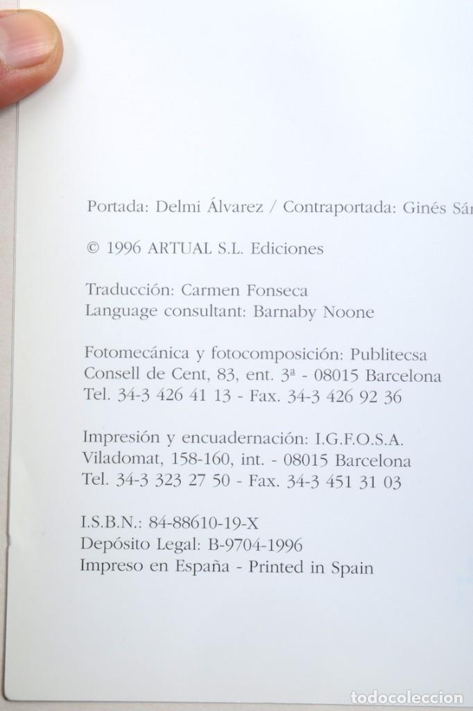 Libros de segunda mano: Actual foto 1; artual, s.l. ediciones - Foto 4 - 151516134