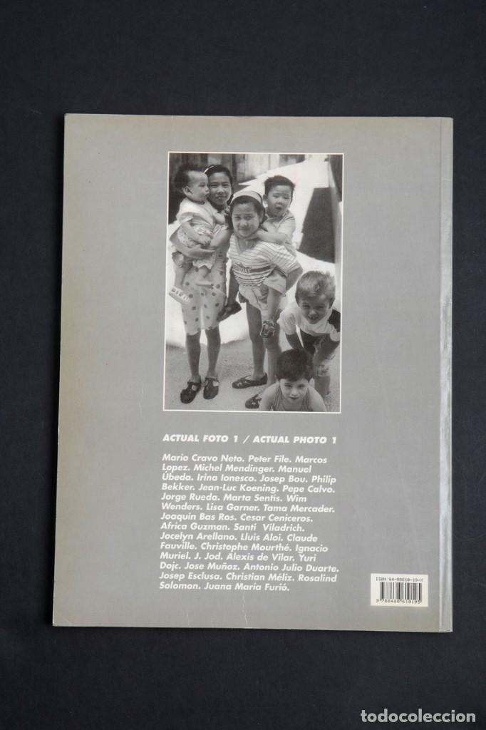 Libros de segunda mano: Actual foto 1; artual, s.l. ediciones - Foto 5 - 151516134