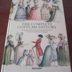 Libros de segunda mano: RACINET. THE COMPLETE COSTUME HISTORY. Lote 151551466