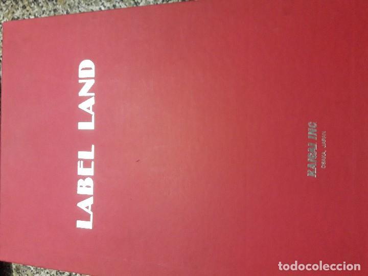 LABEL LAND (274 ORIGINAL IDEAS) (Libros de Segunda Mano - Bellas artes, ocio y coleccionismo - Diseño y Fotografía)