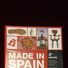 Libros de segunda mano: MADE IN SPAIN - JULI CAPELLA - ELECTA 2008. Lote 151987981