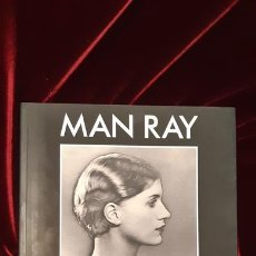 Libros de segunda mano: MAN RAY PORTRAITS - TERENCE PEPPER - NATIONAL PORTRAIT GALLERY 2013. Lote 151987985